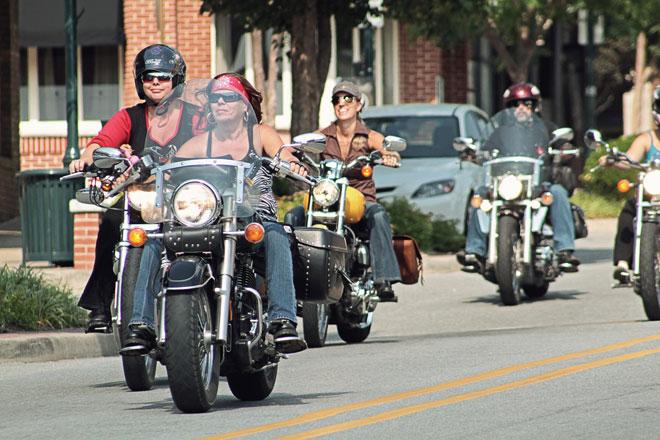 Bikes Blues And Boom Slug Bikes Blues amp BBQ